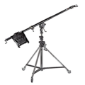 Manfrotto Mega Boom 425B +  wind up stand